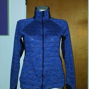 COLUMBIA Heathered Zip Jacket